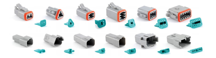 Plastic Connectors- AT -Amphenol-Sine-Systems