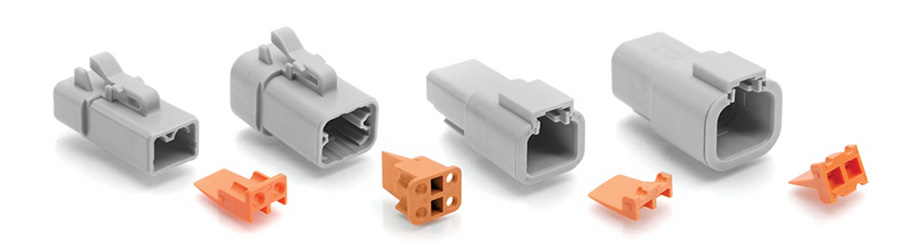 Plastic Connectors - ATP - Amphenol Sine Systems