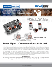 M23 Hybrid Connector