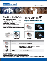AT Series LED Connectors Catalog